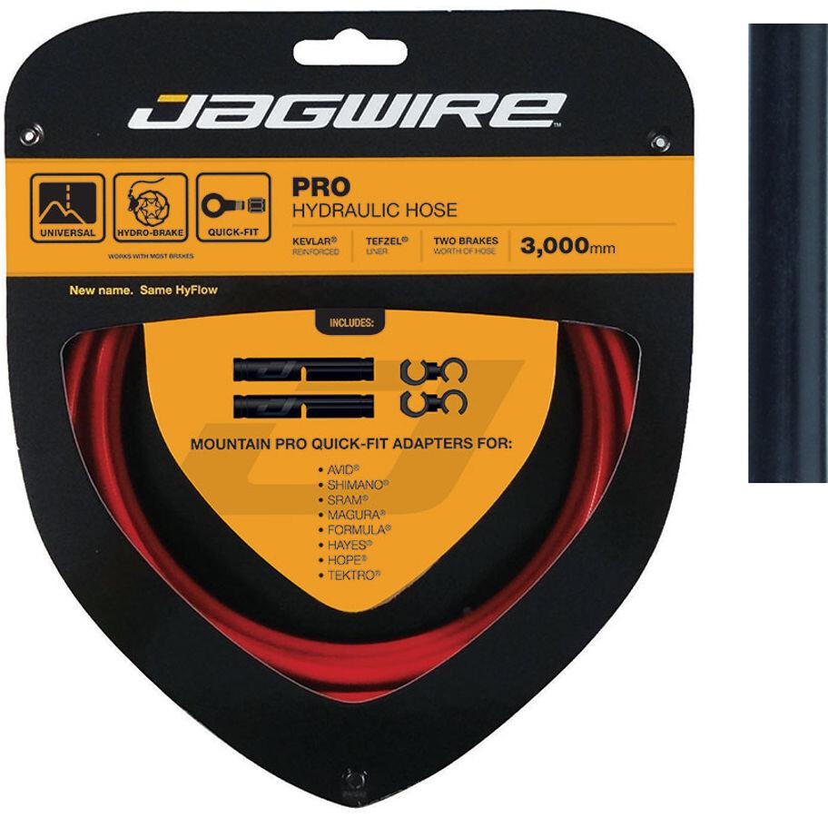Jagwire Pro Hydraulic Bremsschlauch schwarz
