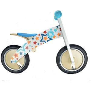 Kiddimoto Kurve Hjul Barn flerfärgad/blå flerfärgad/blå