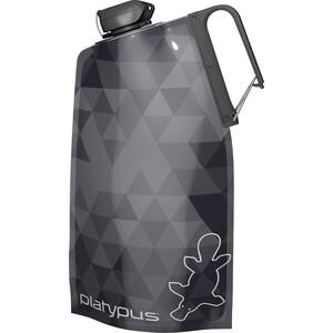 Platypus DuoLock SoftBot Bottle 1000ml grey prisms grey prisms