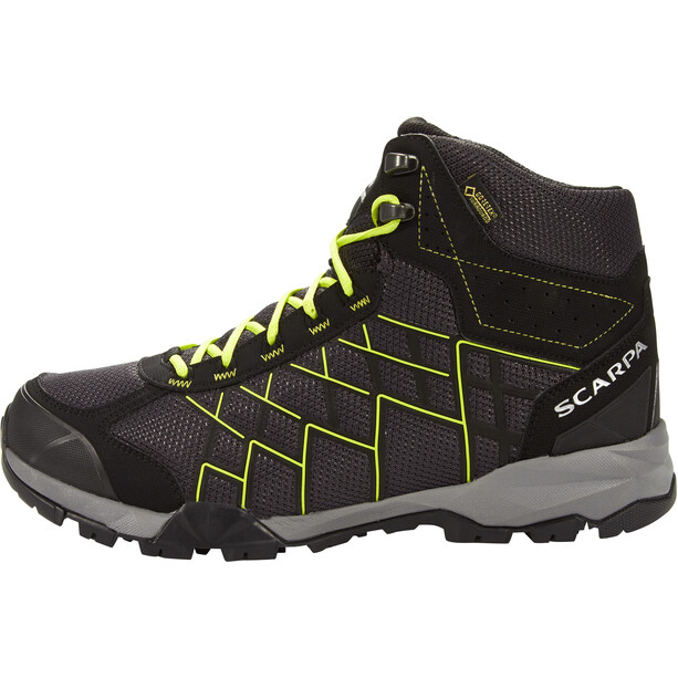 Scarpa Hydrogen Hike GTX kengät Naiset, harmaa