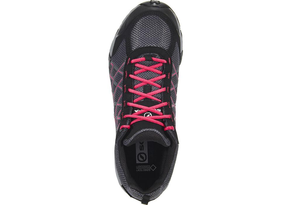 scarpa hydrogen gtx shoes women iron gray pink rouge. Black Bedroom Furniture Sets. Home Design Ideas