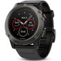 Garmin fenix 5X Saphir GPS Multisportuhr grey