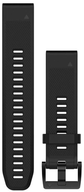 fenix 5 Silikonarmband QuickFit 22mm black 2018 Zubehör Uhren