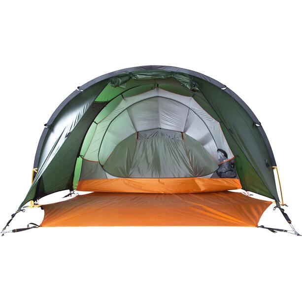 Nigor Oriole 3 Tent willow bough/burnt orange