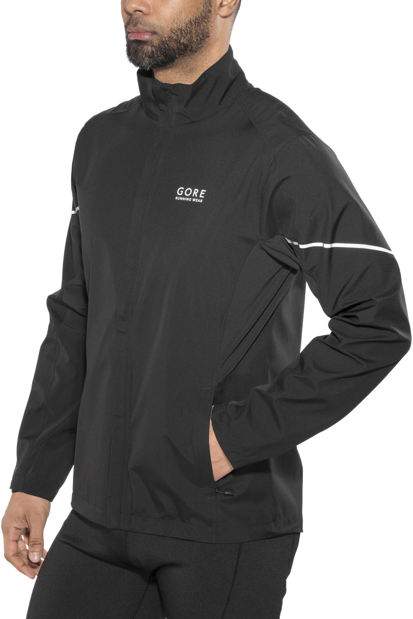 GORE RUNNING WEAR Essential WS Active Partial Jacket Men black.jpg dee4bf2905