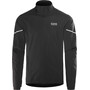 GORE RUNNING WEAR Essential WS Active Partial Jacke Herren black