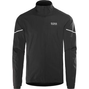 GORE RUNNING WEAR Essential WS Active Partial Veste Homme, noir noir
