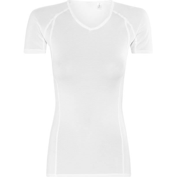GORE RUNNING WEAR Essential BL Shirt Dam white