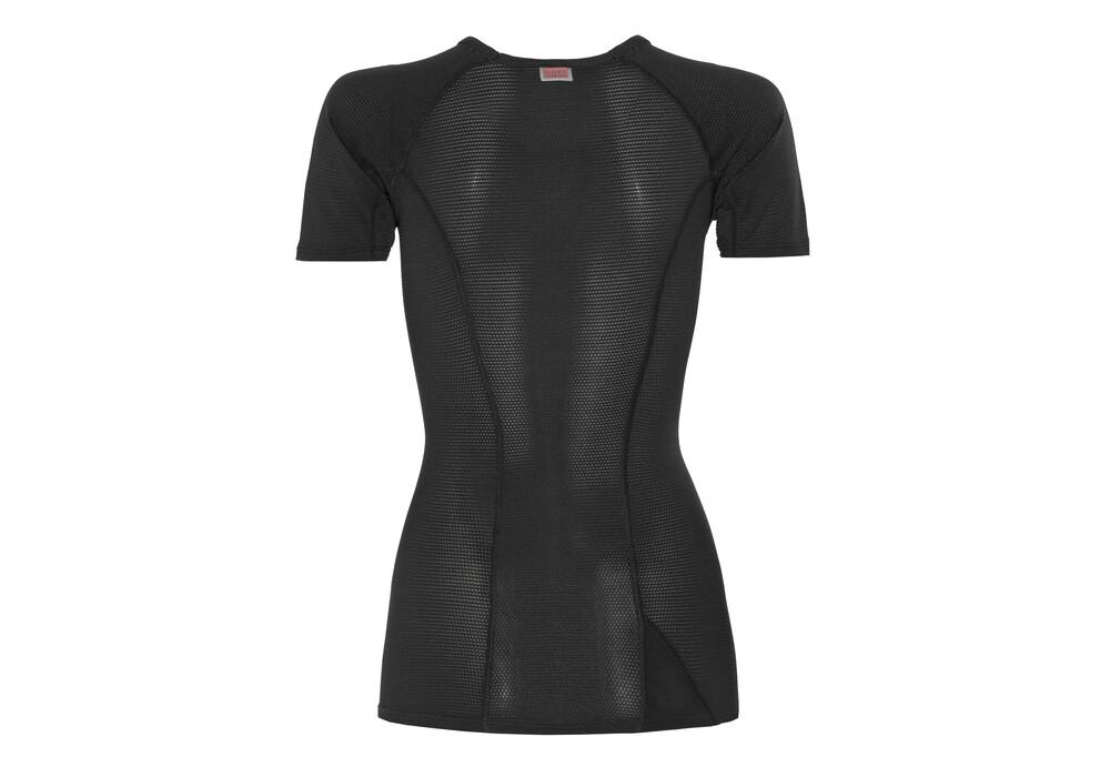 gore running wear essential bl sous v tement de sport femme noir boutique de v los en. Black Bedroom Furniture Sets. Home Design Ideas