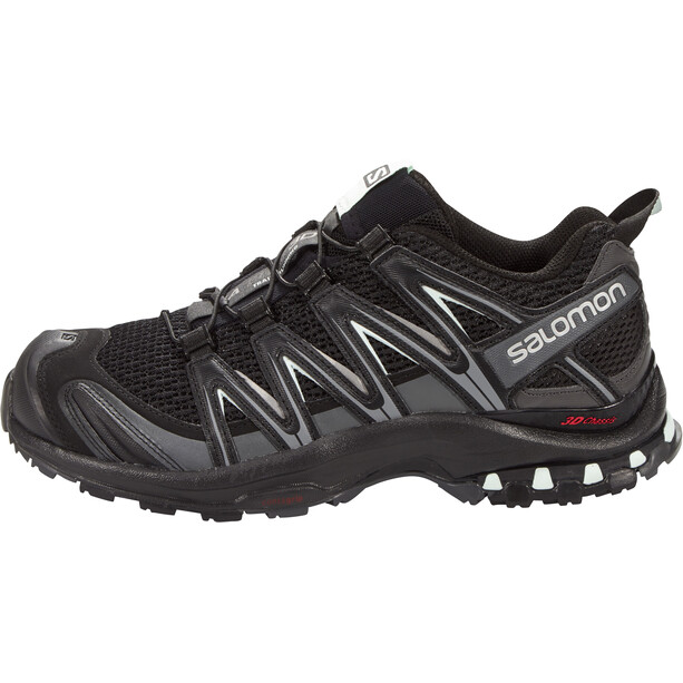 Salomon XA Pro 3D Schuhe Damen black/magnet/fair aqua