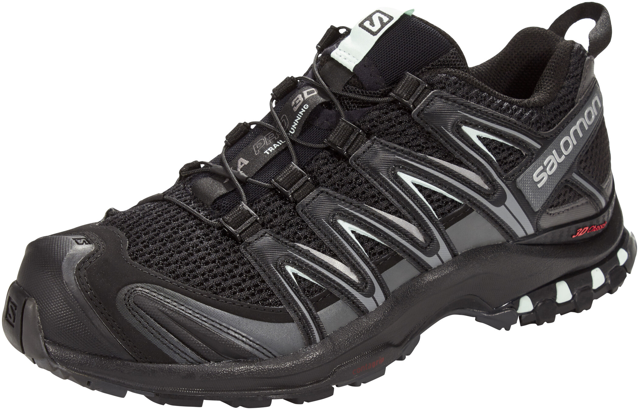 Salomon XA Pro 3D Schuhe Damen blackmagnetfair aqua