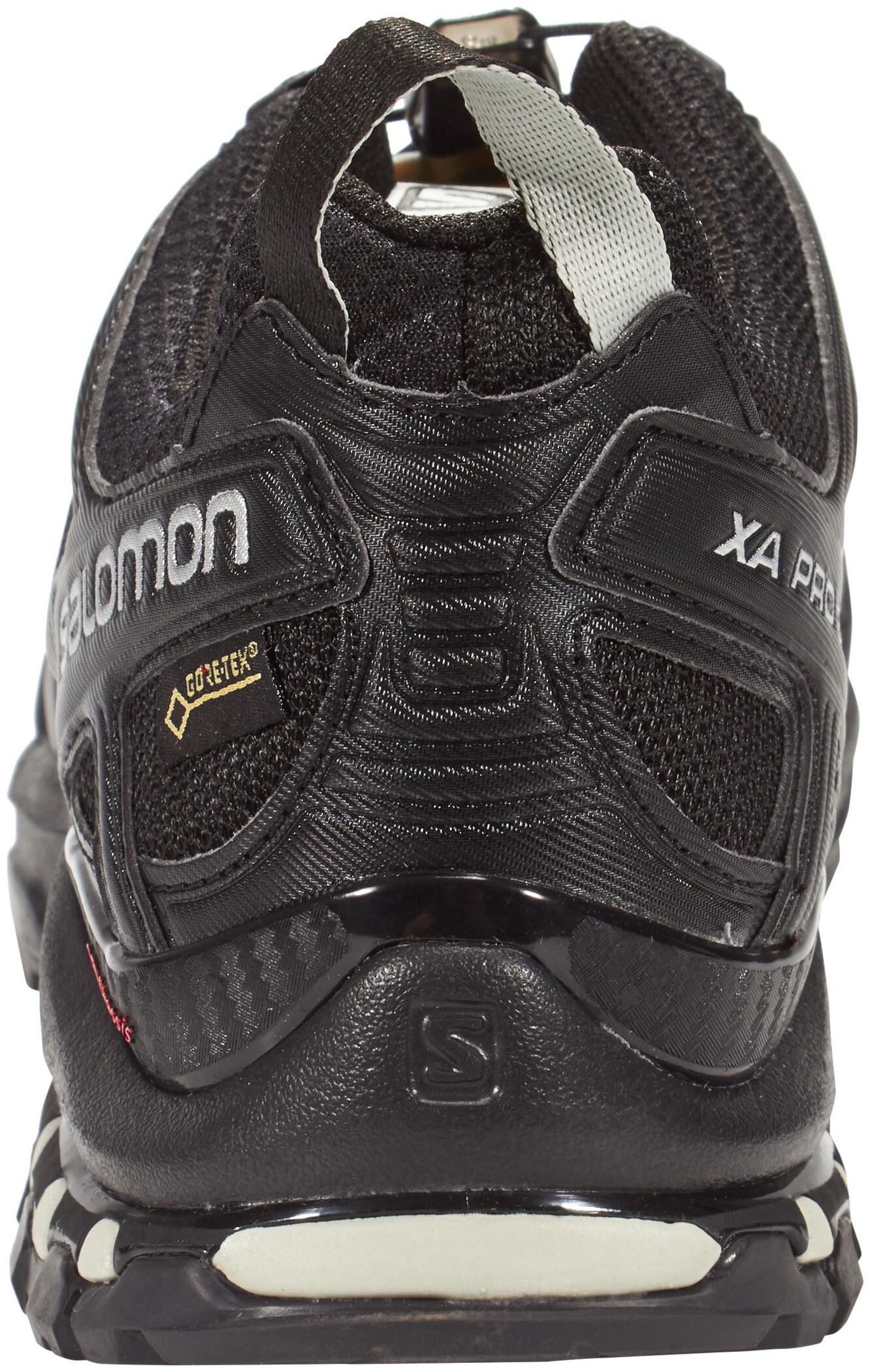 Salomon XA Pro 3D GTX Trailrunning Schuhe Damen blackblackmineral grey
