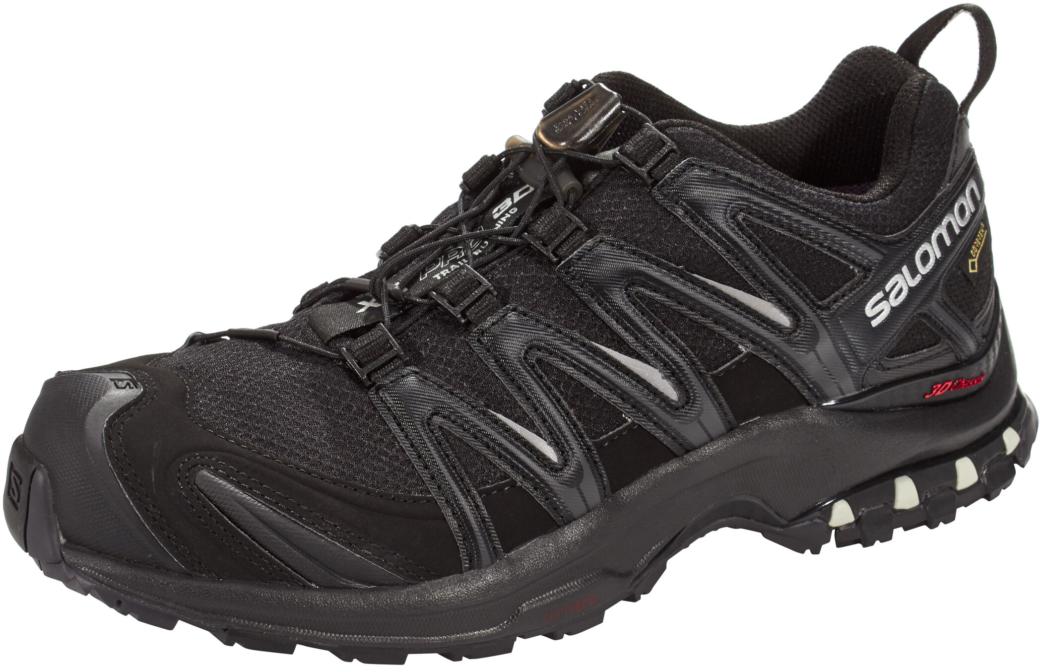 Salomon XA Pro 3D GTX Trailrunning Schuhe Damen blackblackmineral grey