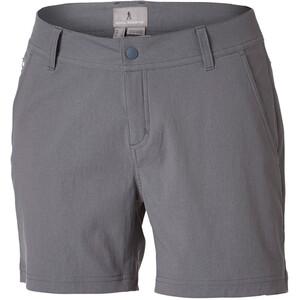 "Royal Robbins Alpine Road 5"" Pantalones cortos Mujer, gris gris"