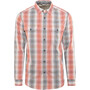 Royal Robbins Vista Chill Plaid Langarmhemd Herren crimson