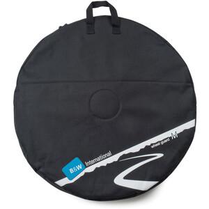 B&W International Wheel Guard Laufradtasche M black black
