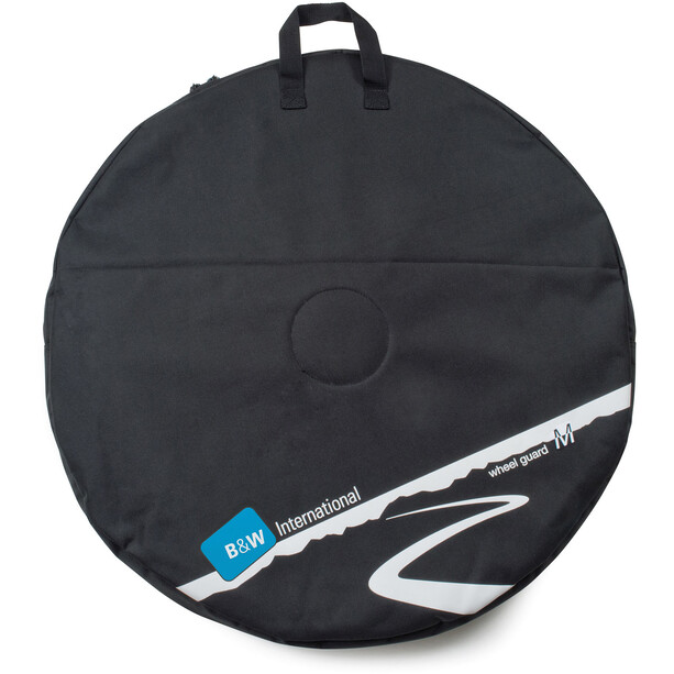 B&W International Wheel Guard Laufradtasche M black