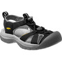 Keen Venice H2 Sandals Dame black/ neutral grey
