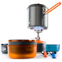 GSI Pinnacle Dualist Complete Cooker Set