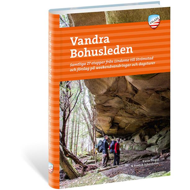 Calazo Vandra Bohusleden Book