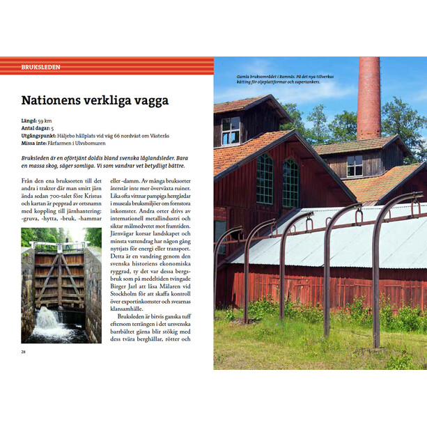 Calazo Weekendvandra Kring Stockholm 3:e uppl Book
