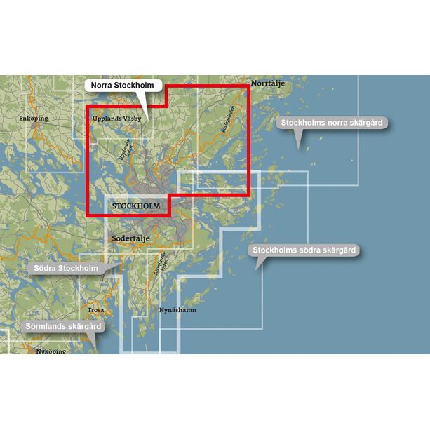Calazo Norra Stockholm Map