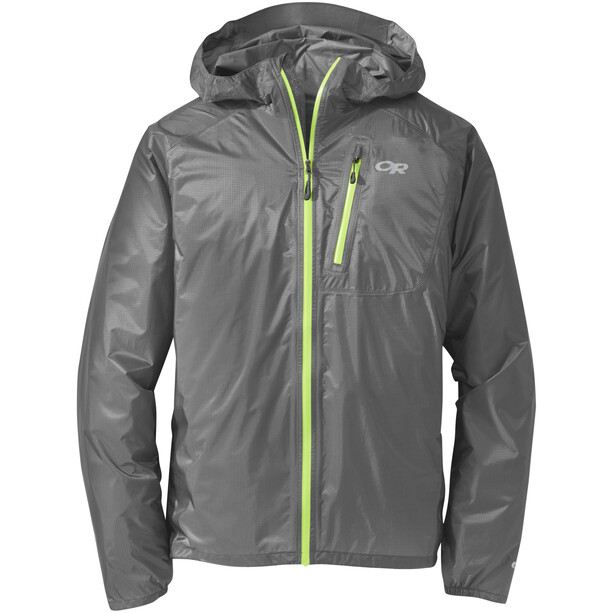 Outdoor Research Helium II Jacket Herr pewter pewter