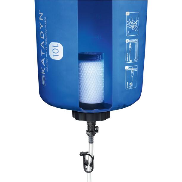 Katadyn Base Camp Pro Filter 10l blå