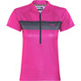 IXS Trail 6.1 Kurzarm Trikot Damen pink/black