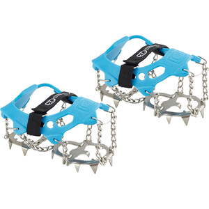 Climbing Technology Ice Traction Crampons Plus L blue blue