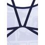 Turbo Swimcomic Thin Strap Swimsuit Dame multicolor