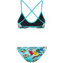 Turbo Caribean Bikini Damen blue sky