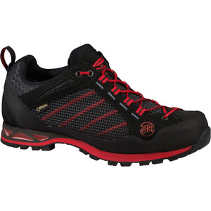 Hanwag Makra GTX Low-Cut Schuhe Herren black black
