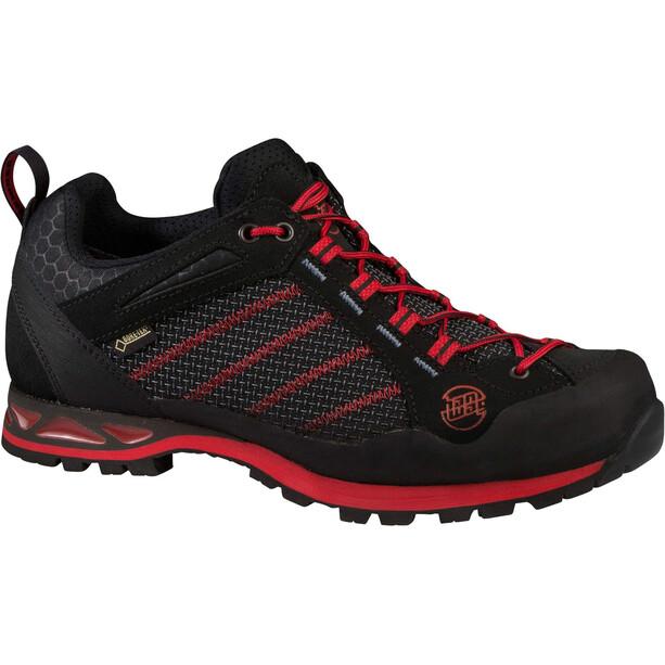 Hanwag Makra GTX Low-Cut Schuhe Herren black