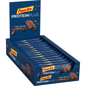 PowerBar ProteinPlus 30% Bar Box 15x55g Schokolade