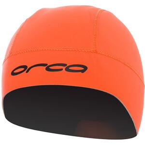 ORCA Swim Hat, orange orange