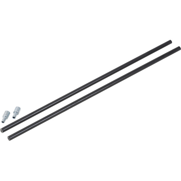 CAMPZ Glass Fibre Pole with pin 11mm x 0,55m