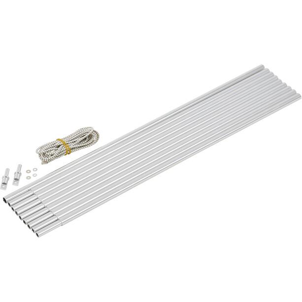 CAMPZ Aluminium Arch Pole Set 9,5mm x 3,6m
