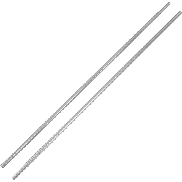CAMPZ Aluminium Tent Pole with 8,5mm Sleeve Set of 2
