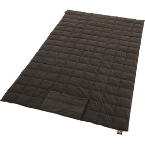 Outwell Constellation Comforter Sleeping Bag brown brown