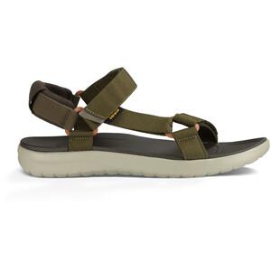 Teva Sanborn Universal Sandals Herr olive olive