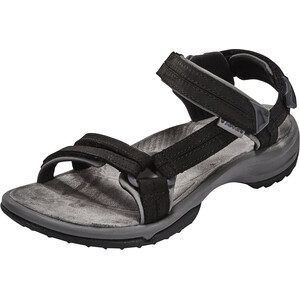 Teva Terra FI Lite Leather Sandals Dam black black