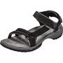 Teva Terra FI Lite Leather Sandals Dam black