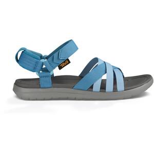 Teva Sanborn Sandals Dam blue blue