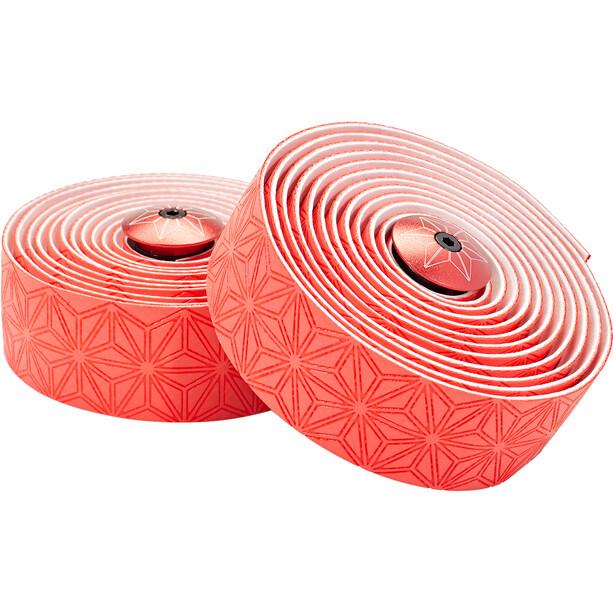 Supacaz Super Sticky Kush Classic Handlebar Tape red