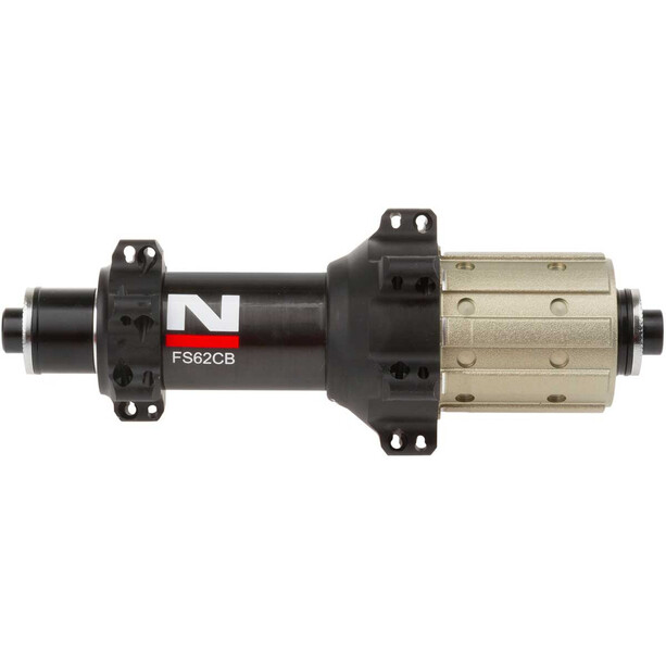 Novatec Ultralight Hinterradnabe Rennrad Carbon 11s Shimano schwarz