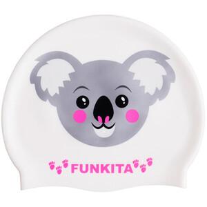 Funkita Silicone Swimming Cap fuzzy wuzzy fuzzy wuzzy