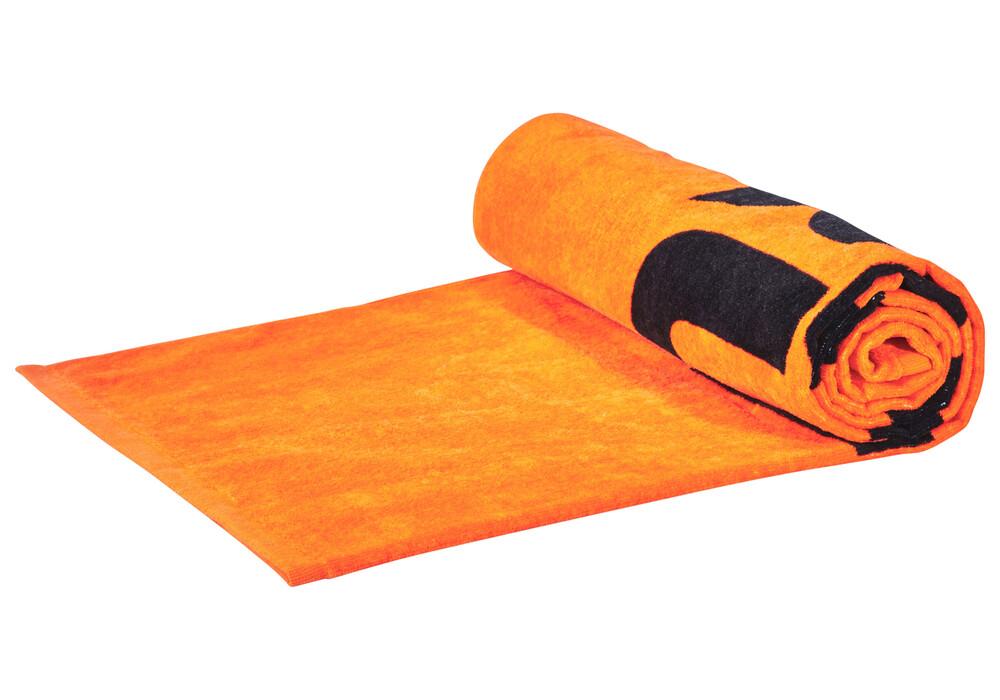 funky trunks towel serviette de bain homme orange boutique de v los en ligne. Black Bedroom Furniture Sets. Home Design Ideas