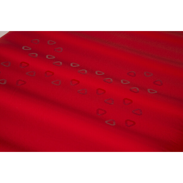 Sea to Summit Comfort Plus Self Inflating Mat Large red
