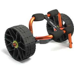 Sea to Summit Kayak Cart Small svart/orange svart/orange